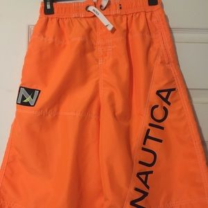 Nautica boys swim trunks